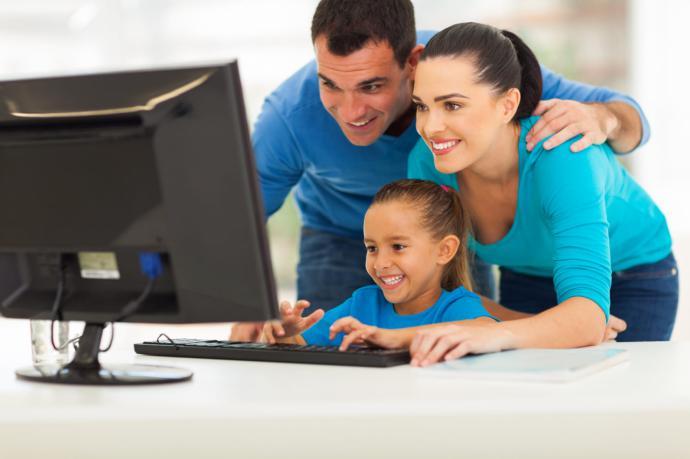 El control parental, clave para saber qué información lee tu hijo