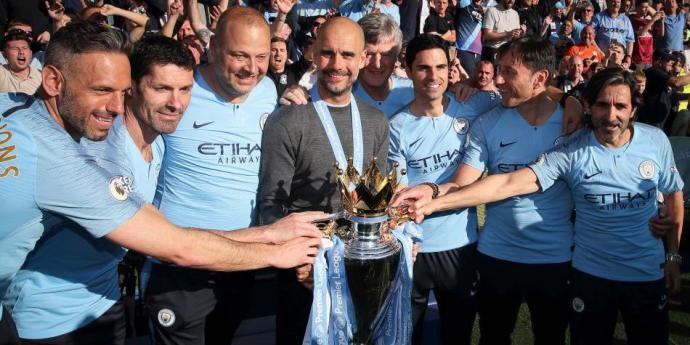 Pep Guardiola agranda su leyenda