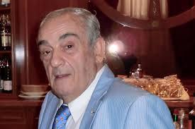 """Alfredo Gómez Gil, autor del libro de poemas """"Filamentos"""", presentado en el Casino de Madrid"""