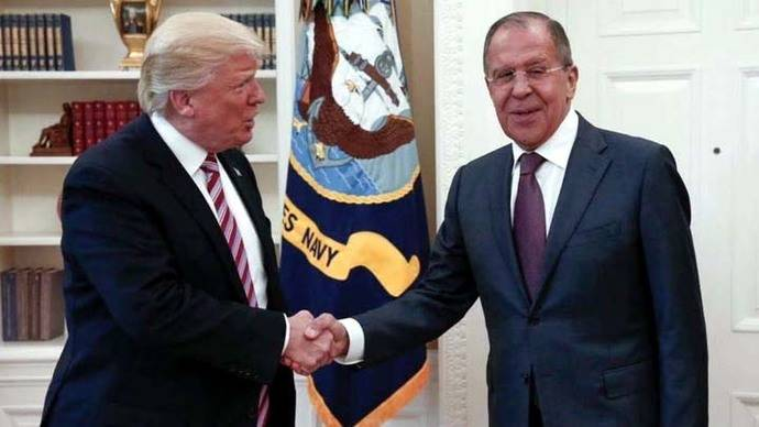 Trump reveló información secreta a Lavrov, asegura el Washington Post