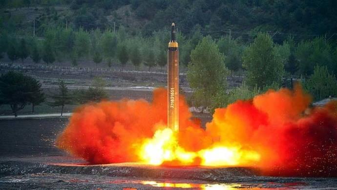 Consejo de Seguridad de la ONU condena prueba de misil de Corea del Norte