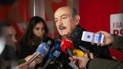 El diputado nacional de los regionalistas cántabros, José María Mazón