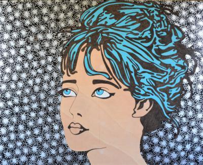 La artista Paz Barreiro muestra 'El jardín secreto' en la sala L de La Recova de Santa Cruz de Tenerife