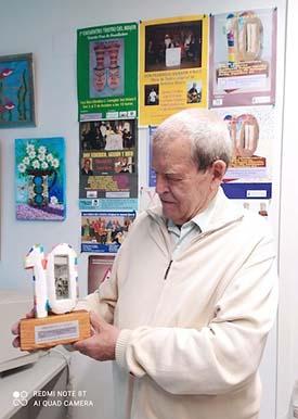 La Federación de Mayores premió a diez mayores ejemplares de Málaga