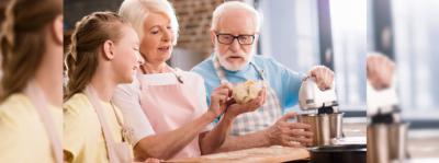 Calidad de vida de las personas mayores