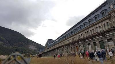 La bella estación de Canfranc (2)