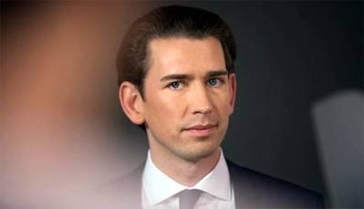 El conservador Sebastian Kurz