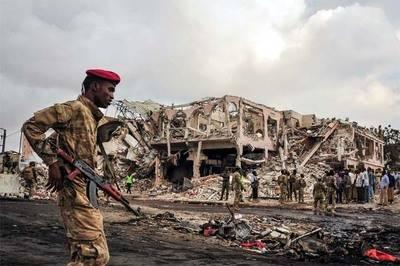 Al menos 276 muertos y más de 300 heridos dejó este sábado el atentado más mortífero de la historia de Somalia.