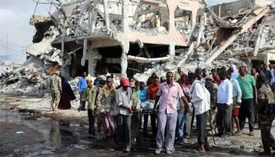El horrendo atentado terrorista que mató a 276 personas en Somalia