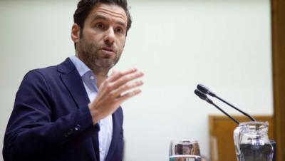 Borja Semper, líder del PP vasco