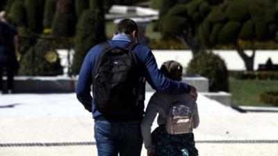 Los niños y niñas no pueden salir a la calle desde el pasado 16 de marzo