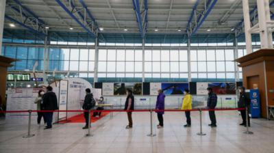 Los esfuerzos de Corea del Sur para llevar a cabo elecciones parlamentarias en tiempos del Covid-19