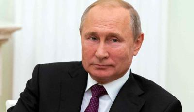 Putin califica de