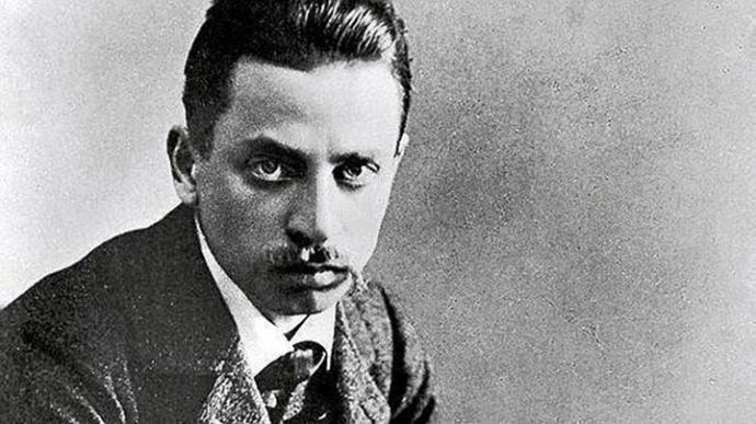 """Rainer María Rilke. """"Cartas a un joven poeta"""""""
