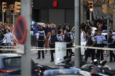 13 muertos y 50 heridos deja ataque terrorista en Barcelona