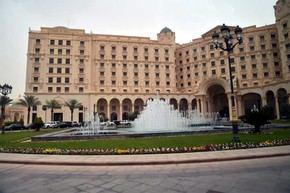 Hotel Ritz-Carlton en Riad, Arabia Saudita.