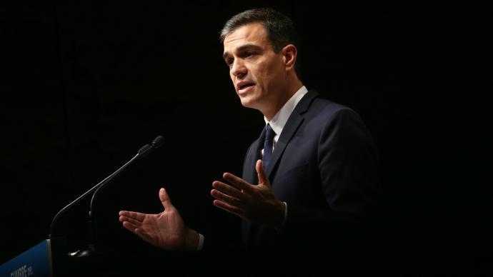 Sánchez se muestra como la esperanza socialdemócrata en las elecciones europeas