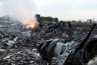 Un monumento en memoria a las víctimas del vuelo MH17