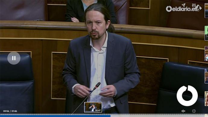 Pablo Iglesias (captura de pantalla)