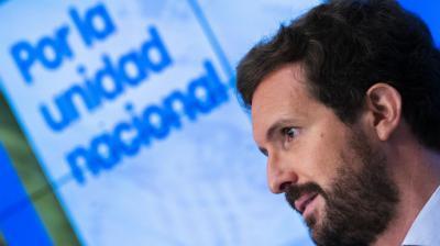 El PP agota su campaña contra los indultos a los presos del procés