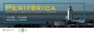 La Secretaría General de la OEI acoge la presentación de la revista Periférica