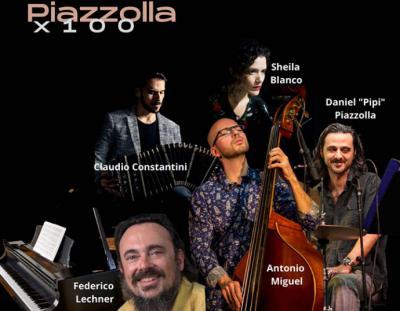 Homenaje en Madrid a los 100 años del nacimiento del gran compositor Astor Piazzolla