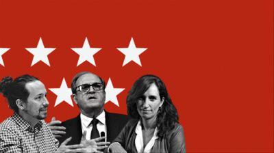 La izquierda, ante el reto de entrar con tres listas a la Asamblea de Madrid y superar el resultado de las elecciones del tamayazo