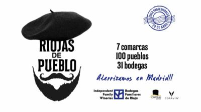 Los riojas de pueblo se vienen a Madrid