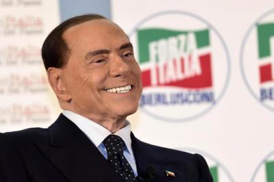 Silvio Berlusconi, Il Cavaliere