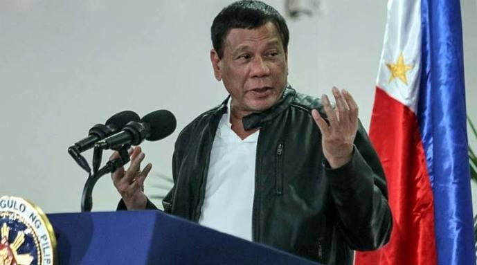 Presidente filipino Rodrigo Duterte podría ser acusado ante corte internacional