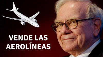 Warren Buffet el as de la aviación