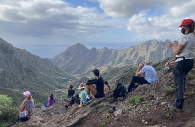 """El Ayuntamiento de Santa Cruz de Tenerife, oferta la sexta edición del programa de rutas guiadas """"Anaga a pie"""""""