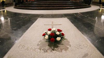 Triple varapalo judicial a los Franco: el Constitucional, Estrasburgo y el Supremo tumban sus recursos contra la exhumación