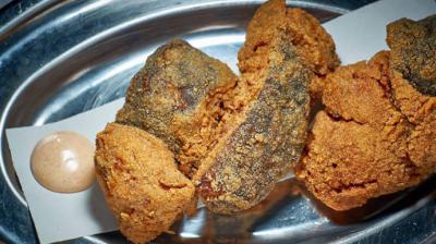 La morena un pescado muy vinculado a la cocina gaditana