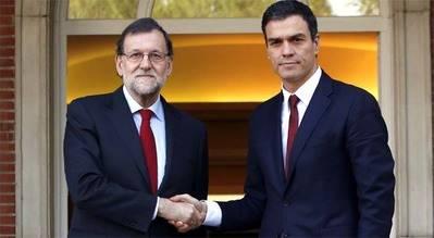 Gobierno y PSOE trasladan la presión a Puigdemont decididos a ejecutar el 155