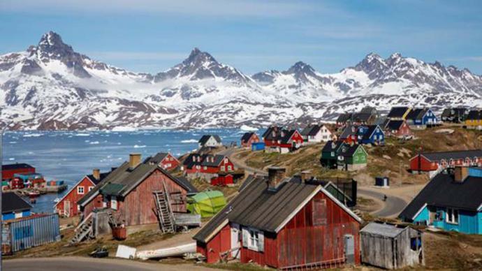 Groenlandia: Dónde mueren los glaciares y nacen los icebergs