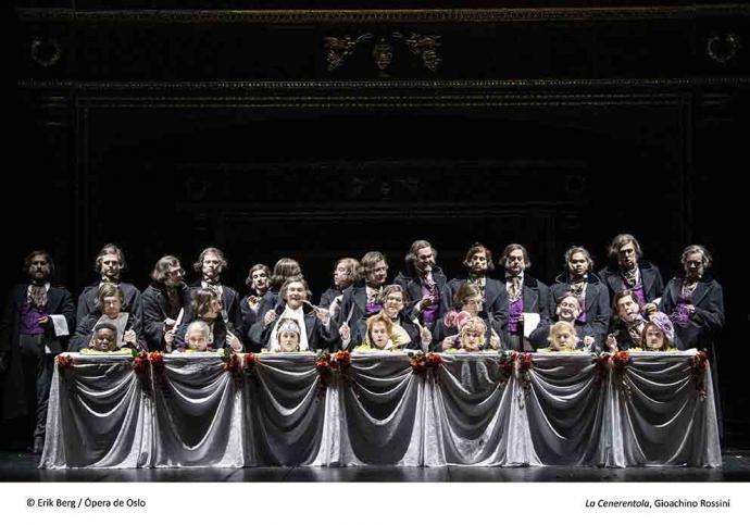 """La Cenerentola"" o la Cenicienta, de Giochino Rossini, abre la nueva temporada de ópera del Teatro Real"