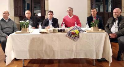 El aceite del municipio jienense de Porcuna se da a conocer a los hosteleros de Cantabria