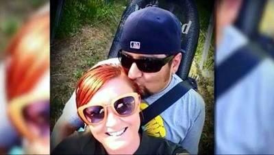 Michael Hohl y su novia, Amber Maxwell contaron que fueron