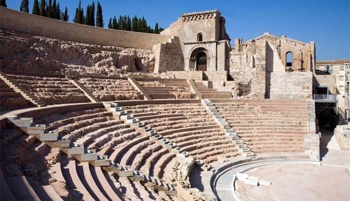 """Seminario sobre """"La evolución del concepto de Patrimonio en 40 años"""" – Cartagena"""