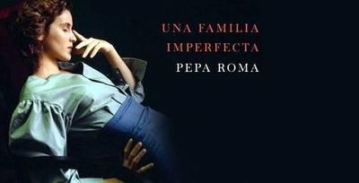 "Pepa Roma, autora de la novela ""Una familia imperfecta"", editada por Espasa"