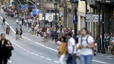 El mundo reacciona y se solidariza con Barcelona tras atentado terrorista