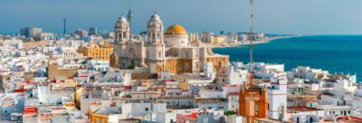 Ahora, Cádiz conquista Gran Bretaña