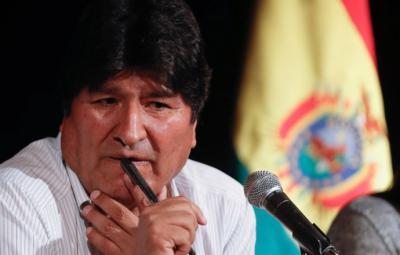 """La Fiscalía de Bolivia ordena la detención de Evo Morales por """"sedición y terrorismo"""""""