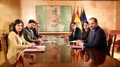 PSOE y ERC ultiman el acuerdo de investidura con una mesa entre Gobiernos más allá de la que fija el Estatut