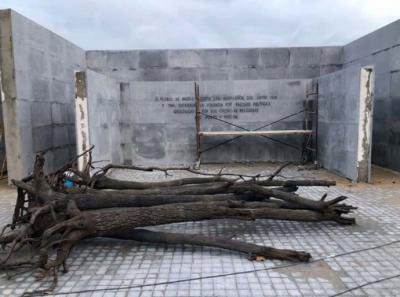 Los familiares de las víctimas del franquismo consideran una 'vileza' el nuevo memorial de La Almudena