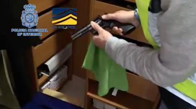 Operación de la Policía Nacional y Europol contra la mafia rusa en España.