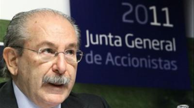 Luis Del Rivero, ex presidente de la constructora Sacyr Vallehermoso.