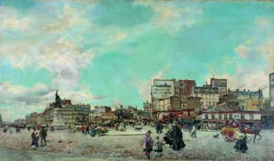 """""""Boldini y la pintura española a finales del siglo XIX"""" en la Fundación Mapfre"""