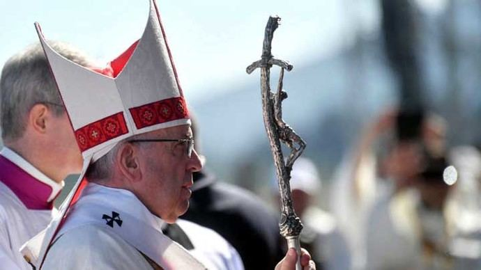 El Papa habla de injusticias de siglos en su visita al sur de Chile